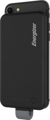 Energizer Ultimate 4'000mAh Power Bank Premium Edition lightning Cable - black