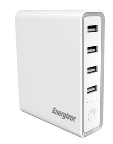 Energizer Ultimate 20'000mAh Power Bank Premium Edition - white