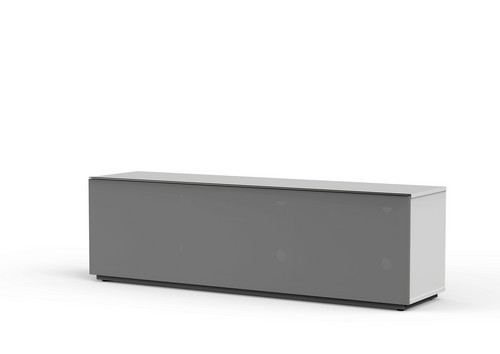 MyTv Stand 16040F - Meuble TV - Textile White