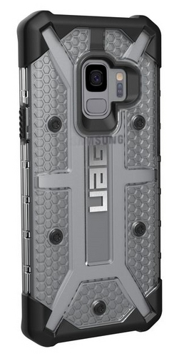 UAG Plasma Case - Samsung Galaxy S9 - ice (transparent)