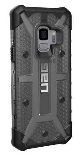 UAG Plasma Case - Samsung Galaxy S9 - ash (transparent)