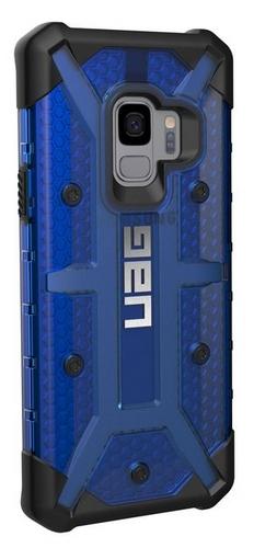 UAG Plasma Case - Samsung Galaxy S9 - cobalt (transparent)