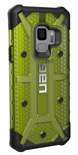 UAG Plasma Case - Samsung Galaxy S9 - citron (transparent)