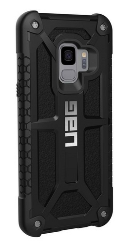 UAG Monarch Case - Samsung Galaxy S9 - black (matte)