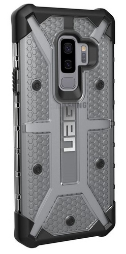 UAG Plasma Case - Samsung Galaxy S9+ - ice (transparent)