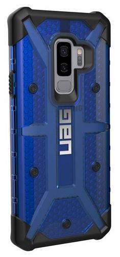 UAG Plasma Case - Samsung Galaxy S9+ - cobalt (transparent)