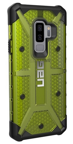 UAG Plasma Case - Samsung Galaxy S9+ - citron (transparent)