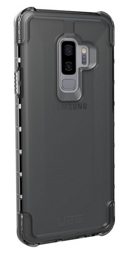UAG Plyo Case - Samsung Galaxy S9+ - ash (transparent)