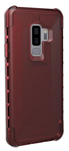 UAG Plyo Case - Samsung Galaxy S9+ - crimson (transparent)