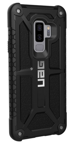 UAG Monarch Case - Samsung Galaxy S9+ - black (matte)