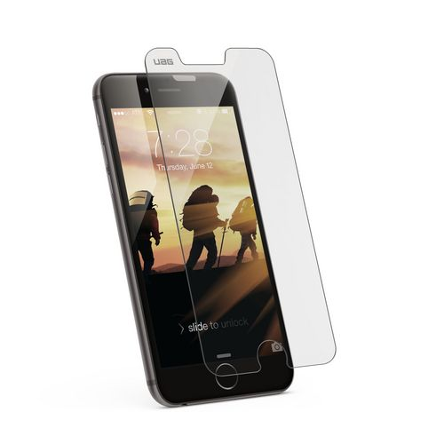 UAG Glass Screen Protector - iPhone 8/7/6s - clear