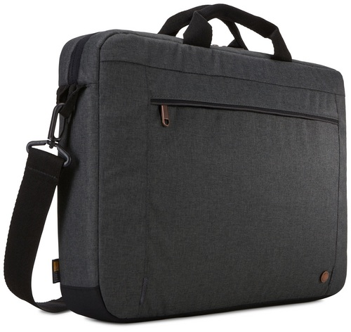 Case Logic Era Attaché [15.6 inch] - obsidian grey