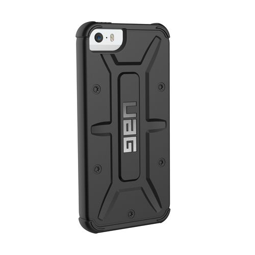 UAG Composite Case - iPhone 5S/SE - black