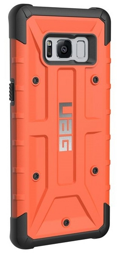 UAG Pathfinder Case - Samsung Galaxy S8 - rust