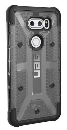 UAG Plasma Case - LG V30 - ash (transparent)