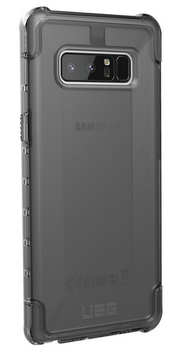 UAG Plyo Case - Samsung Galaxy Note 8 - ash (transparent)