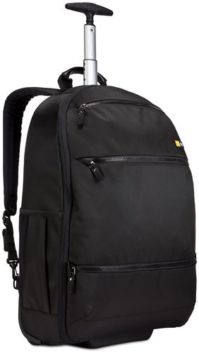 Case Logic Bryker Rolling Backpack Trolley [15.6 inch] - black