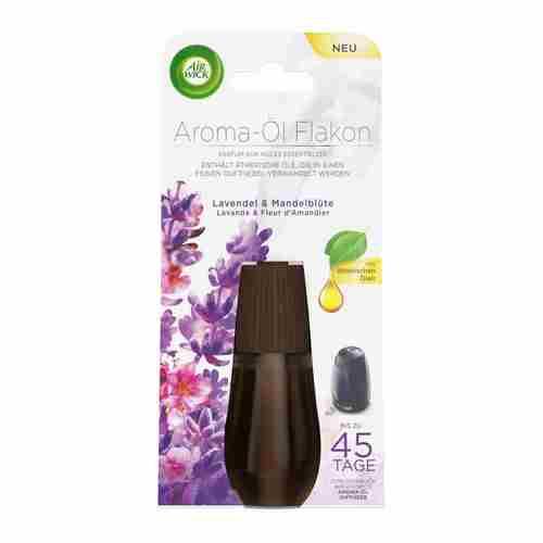 Air Wick Aroma-Öl Flakon [20ml] - Lavendel & Mandelblüte