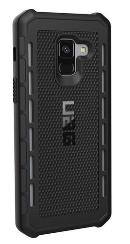 UAG Outback Case - Samsung Galaxy A8 - black