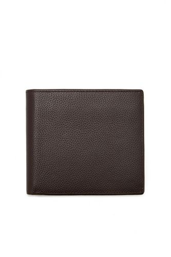 Orbit Charging Wallet - dark brown