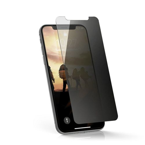 UAG Glass Screen Protector - iPhone X/XS (5.8 Screen) - privacy tint