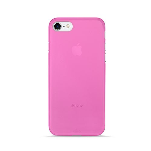 Puro 0.3 Cover - iPhone 7/8 - shock pink