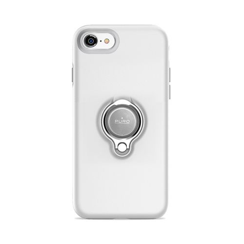 Puro Magnet Ring Cover - iPhone 7/8 - white