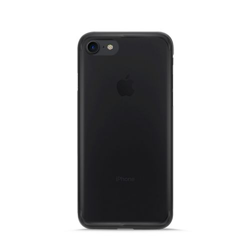 Puro Plasma Cover - iPhone 7/8 - black