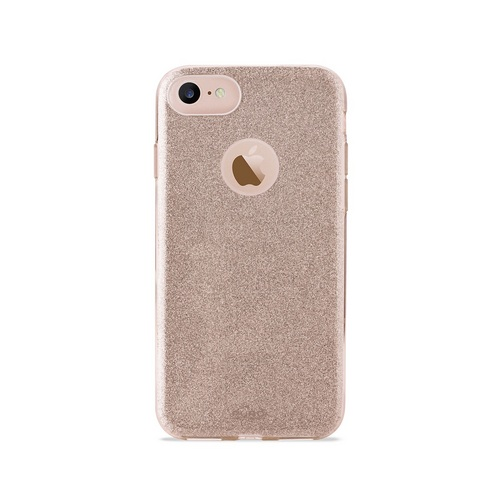 Puro Shine Cover - iPhone 7/8 - gold