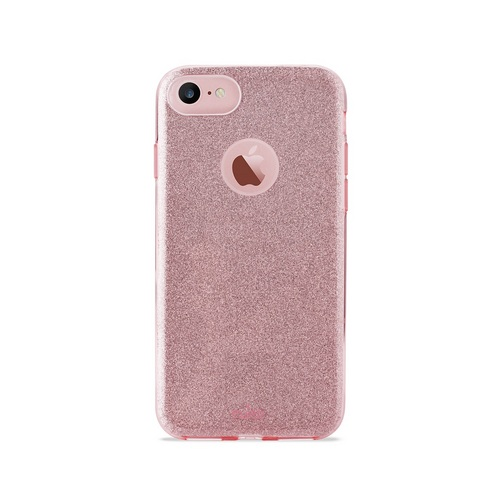 Puro Shine Cover - iPhone 7/8 - rose gold