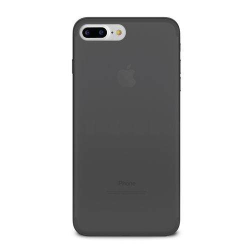 Puro 0.3 Nude Cover - iPhone 7 Plus /8 Plus (5.5 Screen) - black