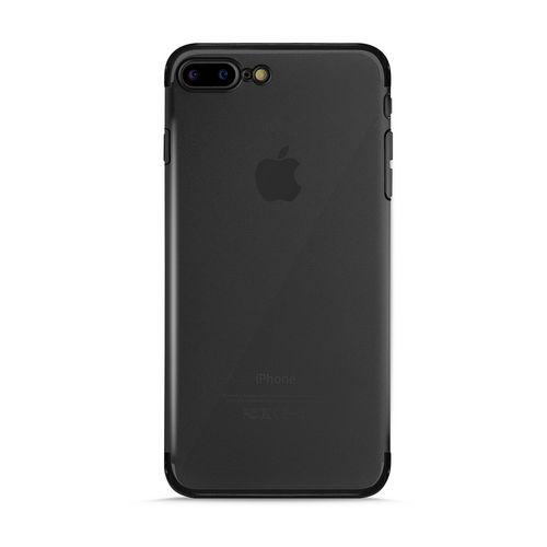 Puro Verge Crystal Cover - iPhone 7 Plus /8 Plus - black