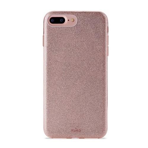 Puro Shine Cover - iPhone 6 Plus / 6s Plus / 7 Plus / 8 Plus - rose gold