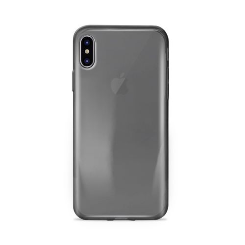 Puro 0.3 Nude Cover - iPhone X/XS - black