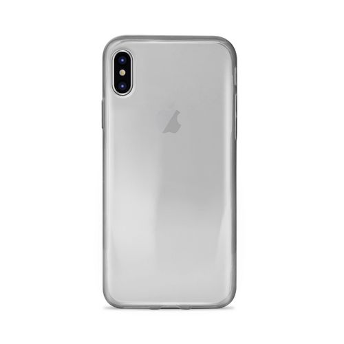 Puro 0.3 Nude Cover - iPhone X - transparent