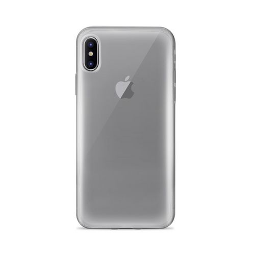 Puro Plasma Case - iPhone X - transparent