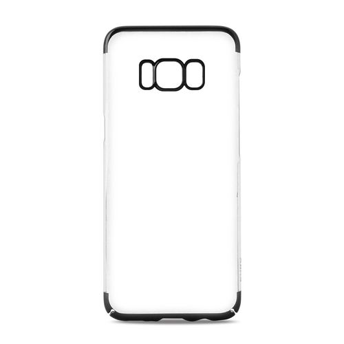 Puro Verge Crystal Cover - Samsung Galaxy S8 - black