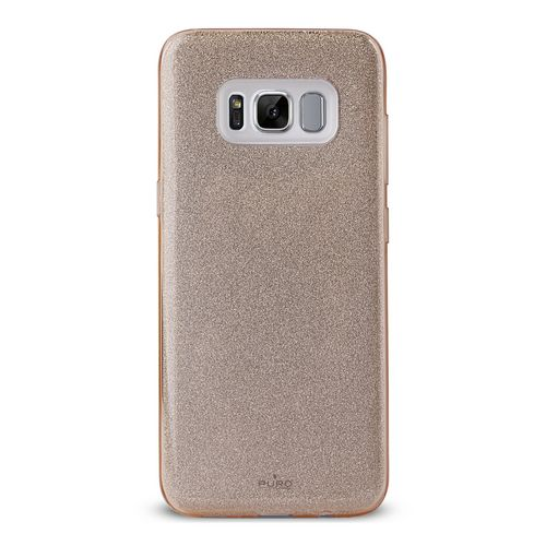 Puro Shine Cover - Samsung Galaxy S8 Plus - gold