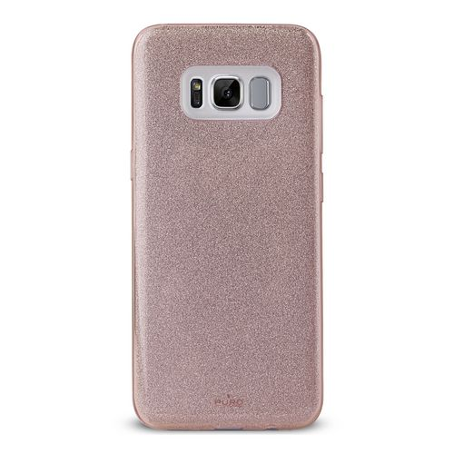 Puro Shine Cover - Samsung Galaxy S8 Plus - rose gold