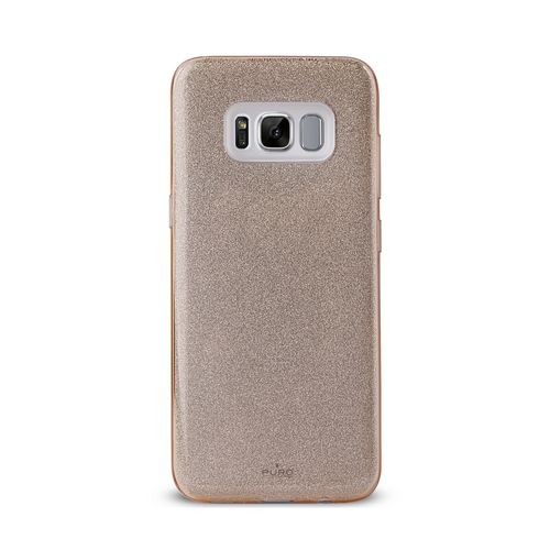 Puro Shine Cover - Samsung Galaxy S8 - gold