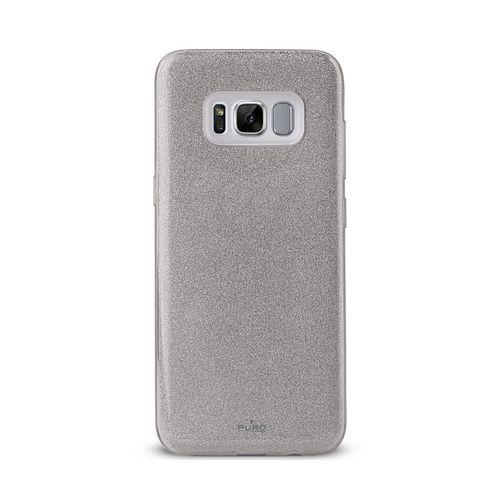 Puro Shine Cover - Samsung Galaxy S8 - silver