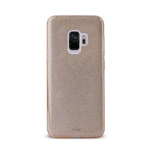 Puro Shine Cover - Samsung Galaxy S9 - gold