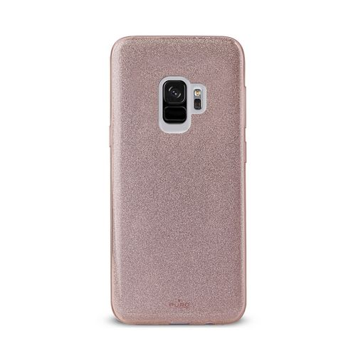 Puro Shine Cover - Samsung Galaxy S9 - rose gold