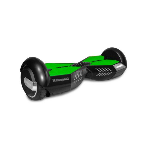 Kawasaki Electric Balance Scooter Hoverboard 10 inch - black