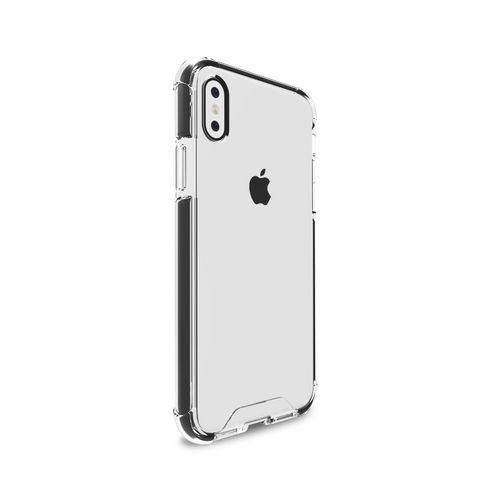 "Puro Impact Pro ""Hard Shield"" Case - iPhone X/XS - black"