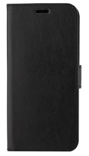 Valenta Leather Booklet Classic Luxe - Samsung Galaxy S9 - black