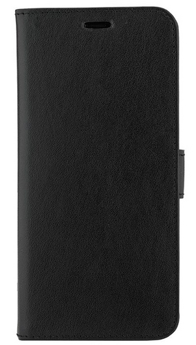 Valenta Leather Booklet Classic Luxe - Samsung Galaxy S9 + - black