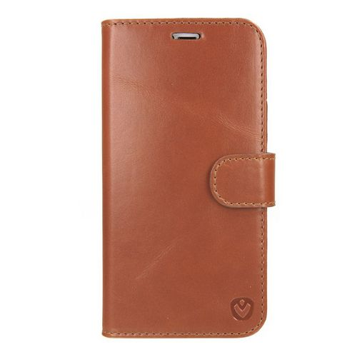 Valenta Leather Booklet Premium - Samsung Galaxy S9 - brown