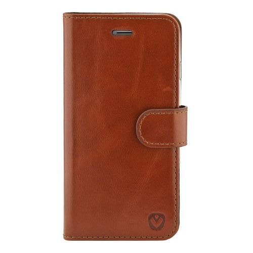 Valenta Leather Booklet Premium - Samsung Galaxy S9 + - brown
