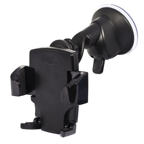 Puro Windscreen Universal In Car Holder - black